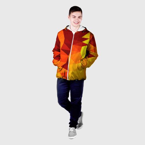 Мужская куртка 3D  Фото 03, Golden