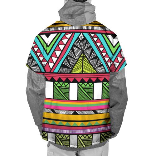 Накидка на куртку 3D  Фото 02, Зимбабве
