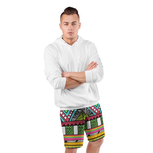 Мужские шорты 3D спортивные  Фото 05, Зимбабве