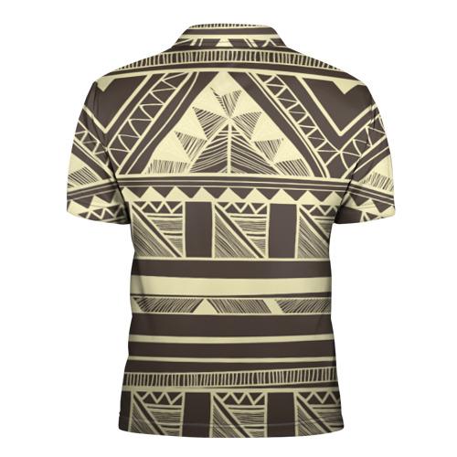 Мужская рубашка поло 3D  Фото 02, Камерун