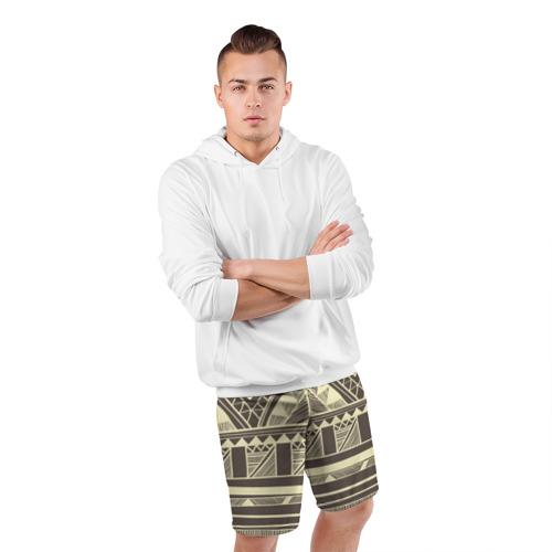 Мужские шорты 3D спортивные  Фото 05, Камерун