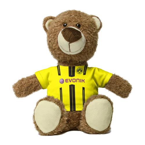 Миша в футболке 3D Borussia Dortmund