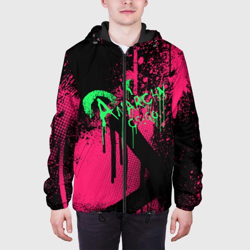 Мужская куртка 3D cs:go - Neon Revolution Фото 01