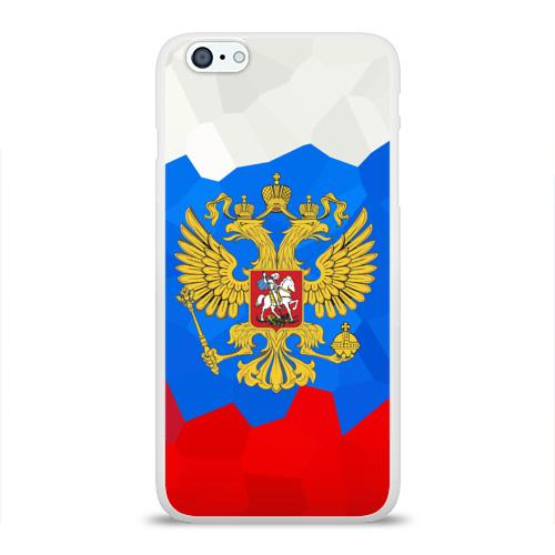 Чехол для Apple iPhone 6Plus/6SPlus силиконовый глянцевый  Фото 01, Россия