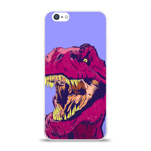 Чехол для Apple iPhone 6 силиконовый глянцевый  Фото 01, rex