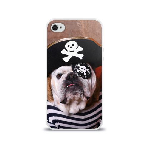 Бульдог - пират