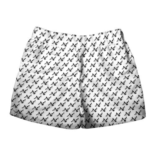 Женские шорты 3D  Фото 02, Туфли 2