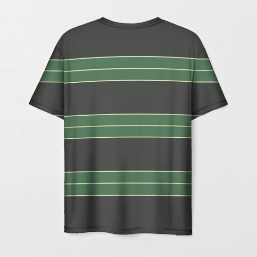 Мужская футболка 3D Одежда Курта Кобейна Фото 01