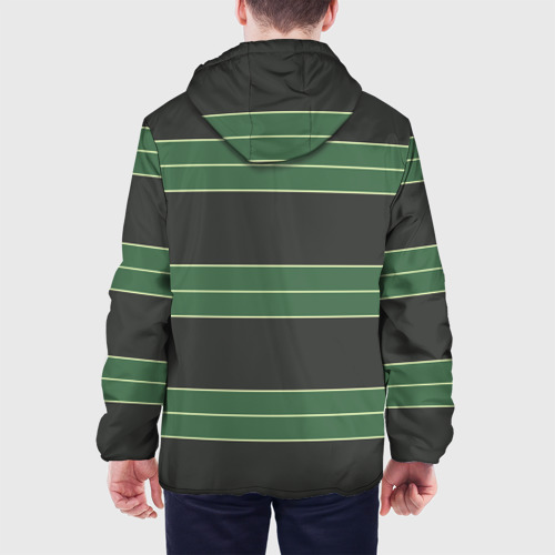 Мужская куртка 3D Одежда Курта Кобейна Фото 01
