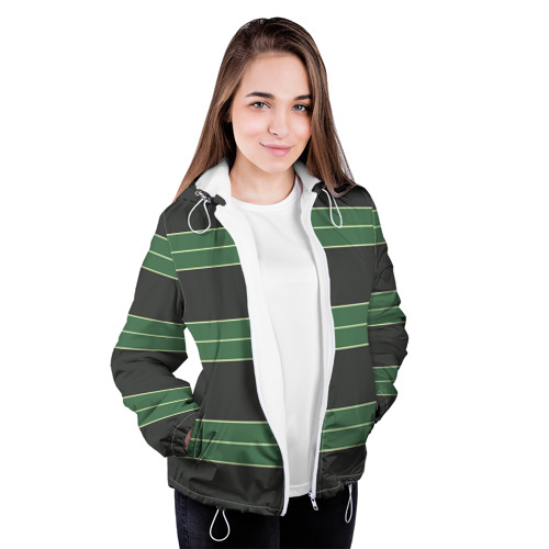 Женская куртка 3D Одежда Курта Кобейна Фото 01