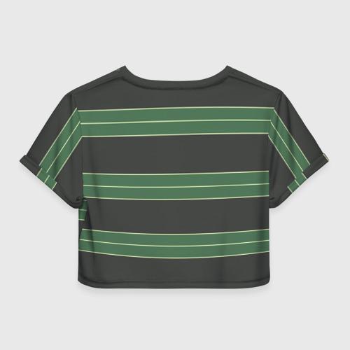 Женская футболка Cropp-top Одежда Курта Кобейна Фото 01