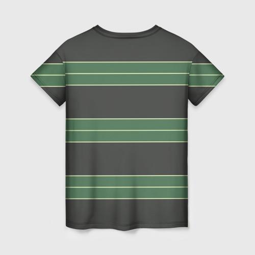 Женская футболка 3D Одежда Курта Кобейна Фото 01