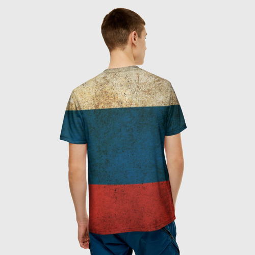 Мужская футболка 3D  Фото 02, цвета
