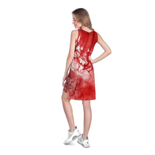 Платье-майка 3D  Фото 04, Кровь
