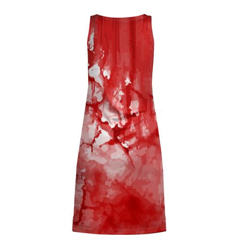 Платье-майка 3D  Фото 02, Кровь