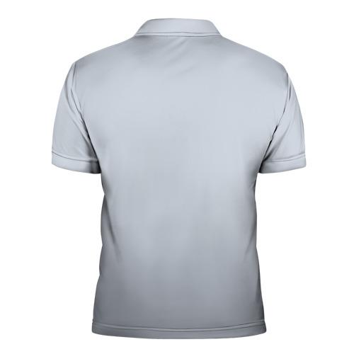 Мужская рубашка поло 3D  Фото 02, Викинги