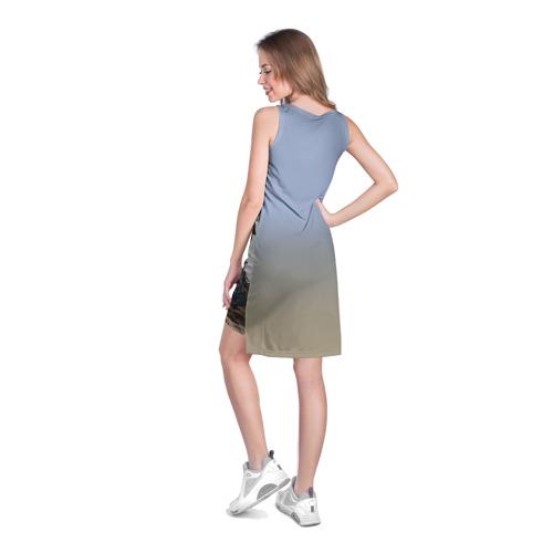 Платье-майка 3D  Фото 04, Викинги