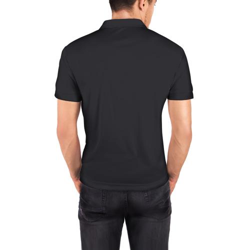 Мужская рубашка поло 3D  Фото 04, Выпьем?