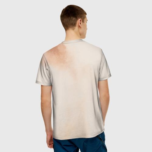 Мужская футболка 3D  Фото 02, Флоки
