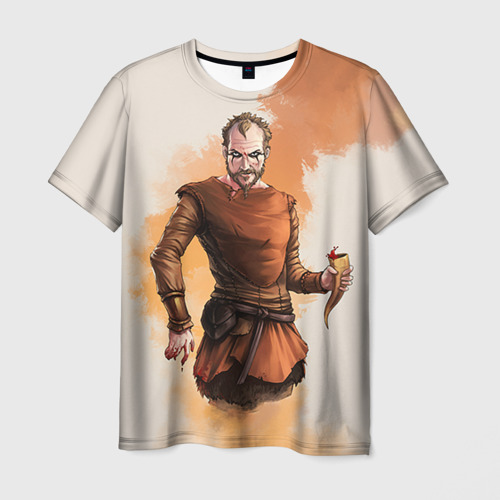 Мужская футболка 3D  Фото 03, Флоки