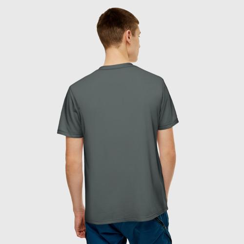 Мужская футболка 3D  Фото 02, Рагнар Лодброк