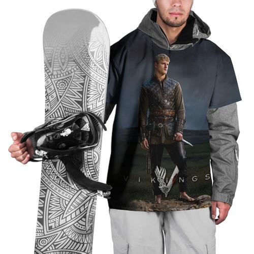 Накидка на куртку 3D  Фото 01, Бьёрн