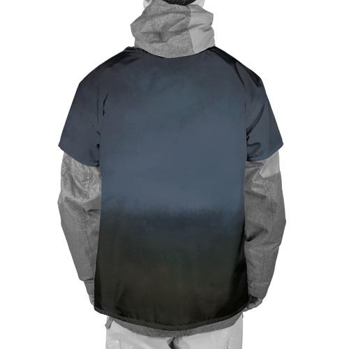 Накидка на куртку 3D  Фото 02, Бьёрн