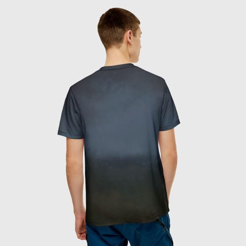 Мужская футболка 3D  Фото 02, Бьёрн