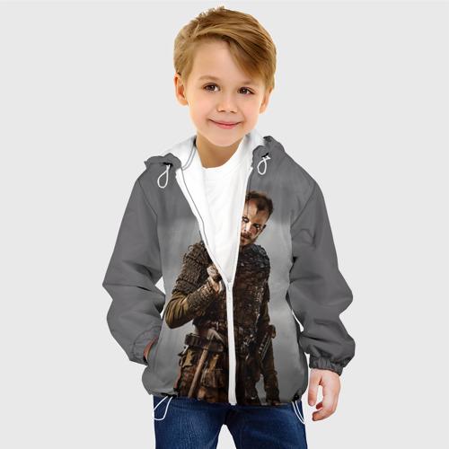 Детская куртка 3D  Фото 03, Флоки
