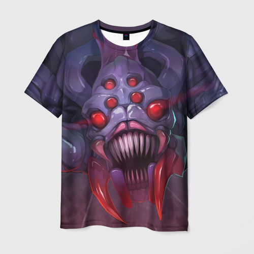 Мужская футболка 3D  Фото 03, Broodmother