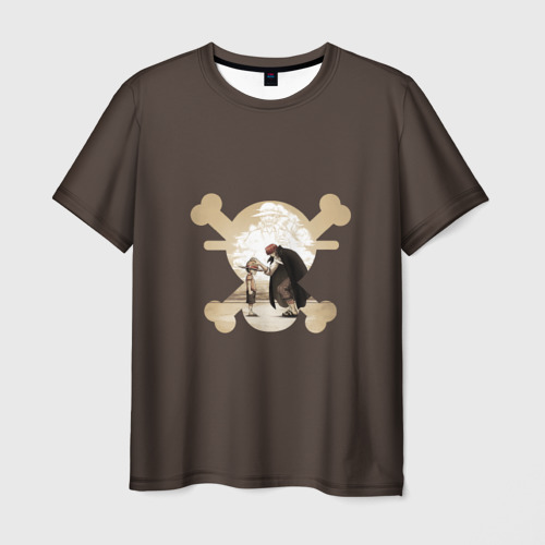 Мужская футболка 3D  Фото 01, One Piece