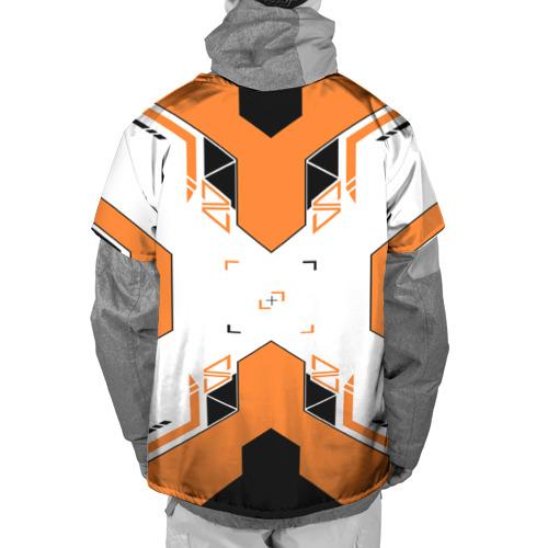 Накидка на куртку 3D  Фото 02, Cs Go Asiimov