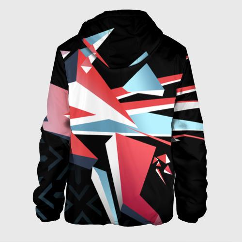 Мужская куртка 3D  Фото 02, cs:go - Point Disarray style 2 (Буйство красок)