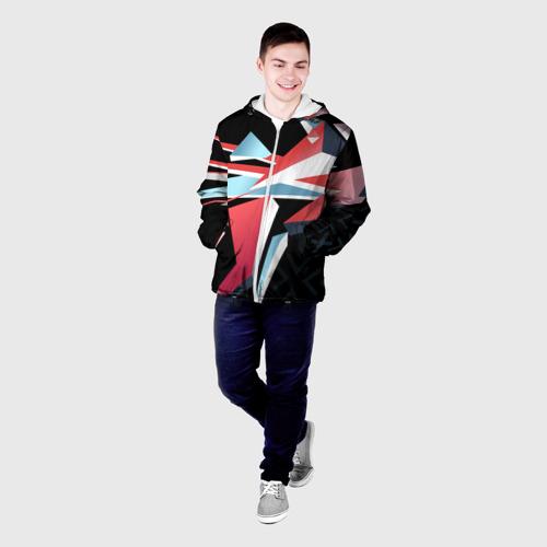 Мужская куртка 3D  Фото 03, cs:go - Point Disarray style 2 (Буйство красок)