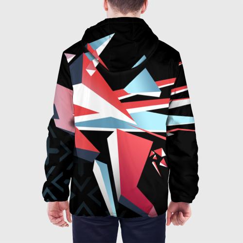 Мужская куртка 3D  Фото 05, cs:go - Point Disarray style 2 (Буйство красок)