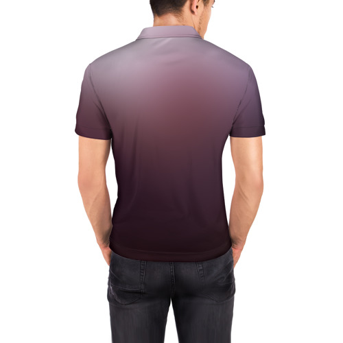 Мужская рубашка поло 3D  Фото 04, Спектра