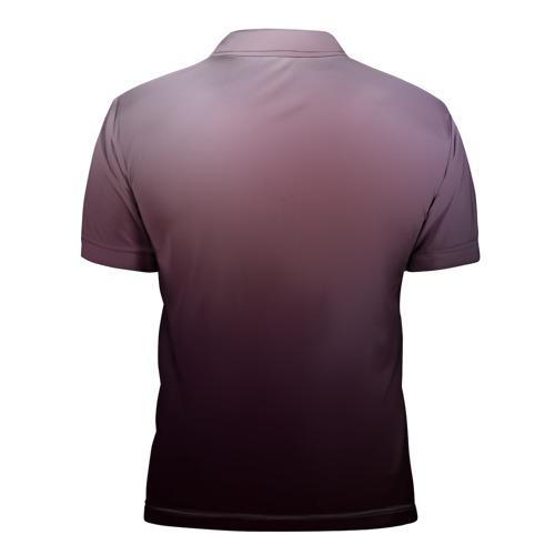 Мужская рубашка поло 3D  Фото 02, Спектра