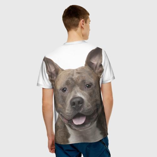 Мужская футболка 3D  Фото 02, Английский стафф