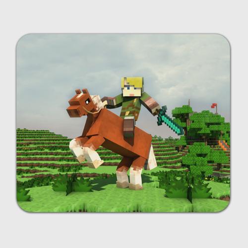 Коврик для мышки прямоугольный  Фото 01, Minecraft