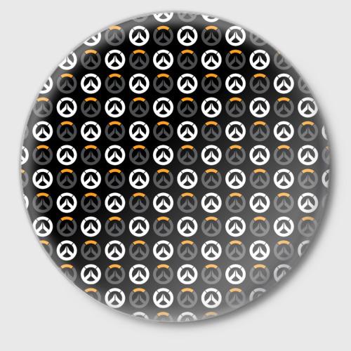 Значок Overwatch Multi Logo (2) Фото 01