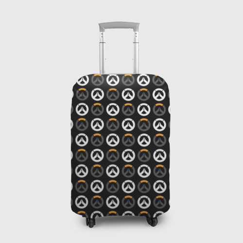 Чехол для чемодана 3D Overwatch Multi Logo (2) Фото 01