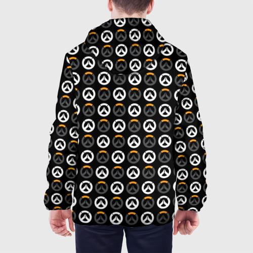 Мужская куртка 3D  Фото 05, Overwatch Multi Logo (2)