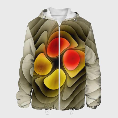 Мужская куртка 3D  Фото 01, Абстракция 9
