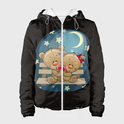 Женская куртка 3D  Фото 01, Ночь любви