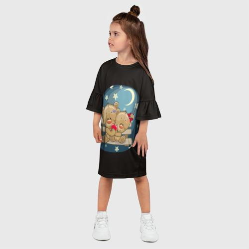 Детское платье 3D  Фото 03, Ночь любви