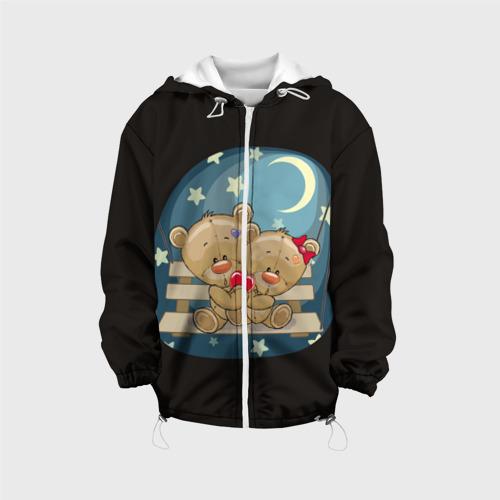 Детская куртка 3D  Фото 01, Ночь любви