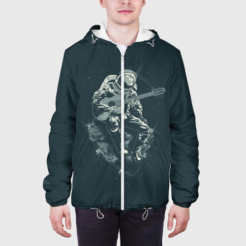 Мужская куртка 3D  Фото 04, Астронавт
