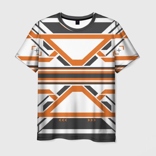 Мужская футболка 3D  Фото 03, Cs Go Asiimov