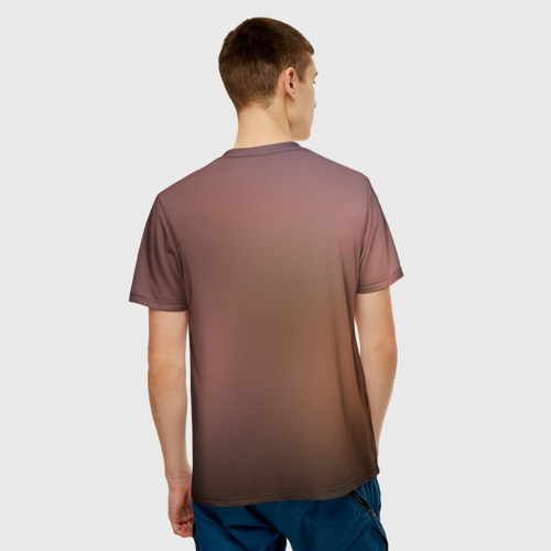 Мужская футболка 3D  Фото 02, Bear