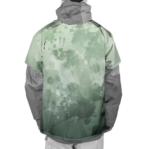 Накидка на куртку 3D  Фото 02, Сила Братства Стали